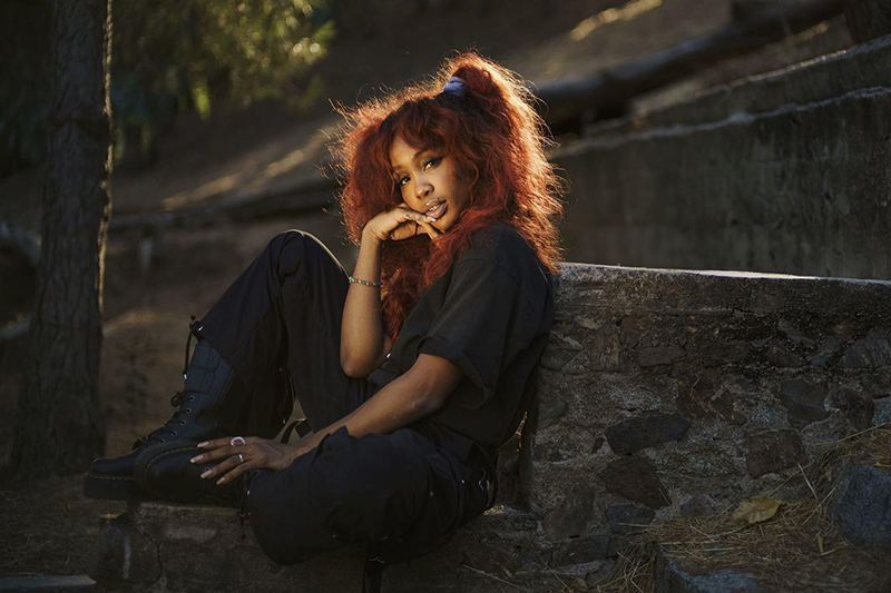 sza songs SZA Shares That Her Voice Is Not Permanently Damaged SZA is the Most Nominated Female Artist at the 2018 Grammys