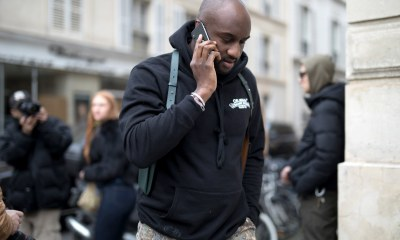 virgil abloh Virgil Abloh Teases His First Sneaker Designs For First Louis Vuitton [Watch] Virgil Abloh Louis Vuitton 032618