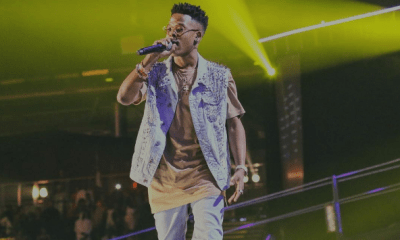 nasty c Watch Nasty C Talk About New Album 'Strings And Bling' & Perform 'SMA' On Sway In The Morning Nasty C Stage 1
