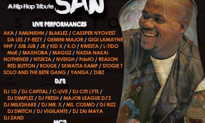 THIS SUNDAY SA HIP HOP UNITES TO CELEBRATE THE ICONIC PRO DkxqU0IXsAAO 9U