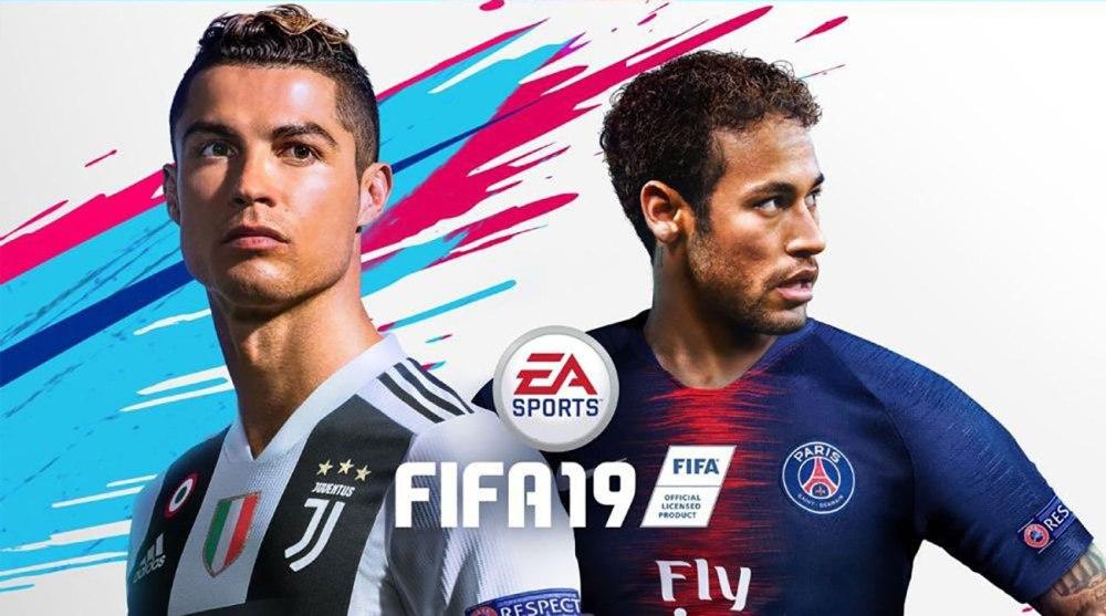 fifa 19 Cristiano Ronaldo & Neymar Land FIFA 19 Cover [Watch] fifa 19 cover ronaldo neymar