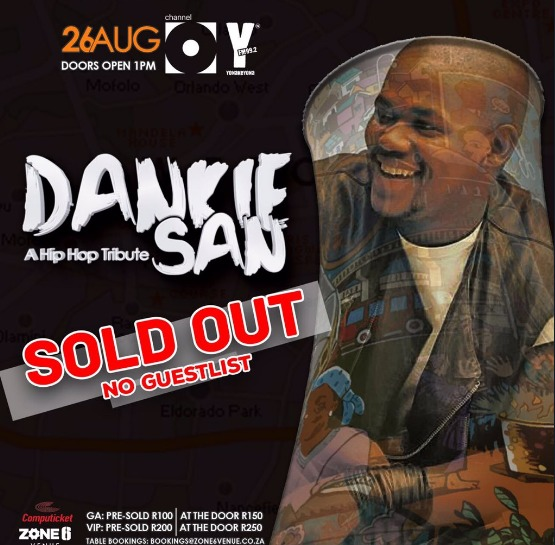 #dankiesanconcert Watch How Artists Shut Down The Sold-Out #DankieSanConcert p
