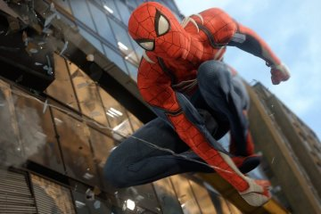 marvel's spider-man 'Marvel's Spider-Man' New Game Plus Confirmed 3393264 spider man ps4