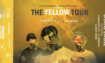 #theyellowtour Scenes From The #TheYellowTour – CPT Dl7buu0XgAAmLU3