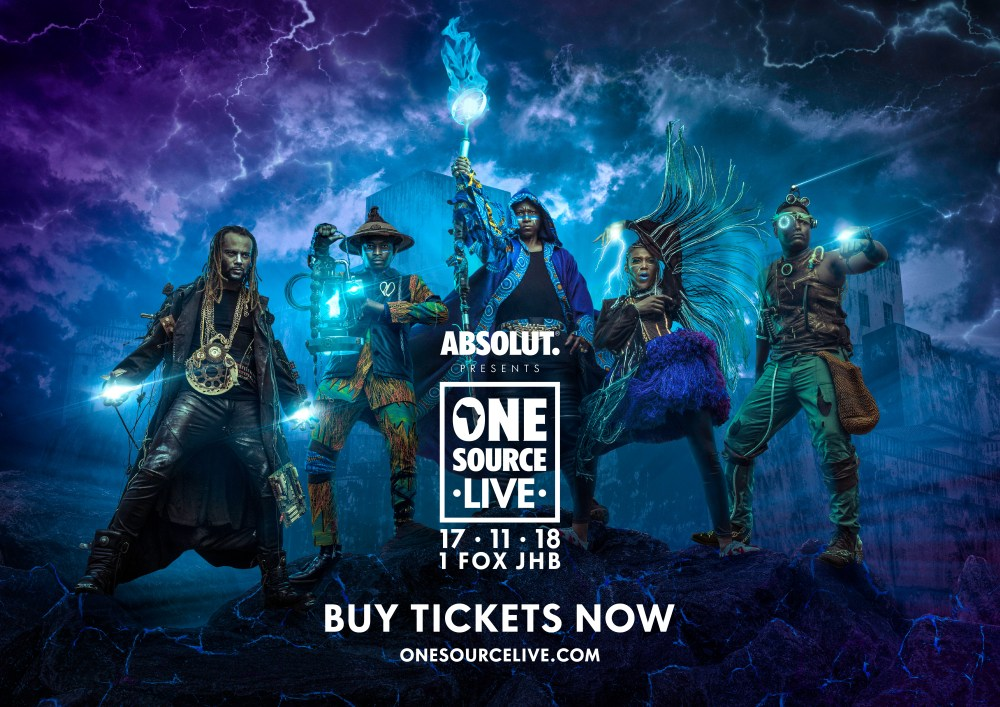 Trompies, S'Java, Distruction Boyz and D'Banj To Headline ONE SOURCE LIVE  KEY VISUAL GROUP NEW LOCK UP 2
