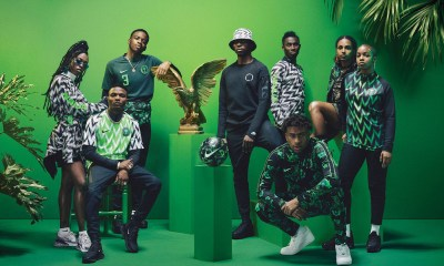 nigeria Nigerian Football Kit Scores Nomination For 2019 Beazley Design Of The Year Award https 2F2Fhypebeast