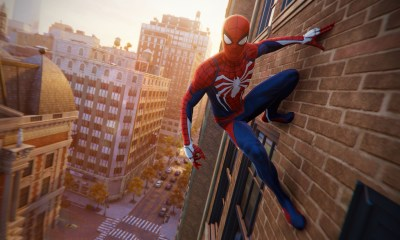 'Spider-Man' Is PlayStation's Fastest-Selling Game spiderman ps4 game 2018 4k fc 2048x1152