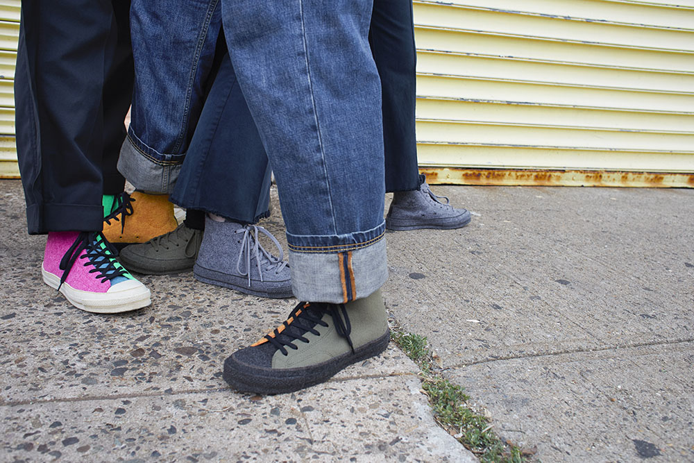 CONVERSE X JW ANDERSON An Innovative Meeting of Minds CNVS JWA FELT LIFESTYLE GROUP 1 085 reduced