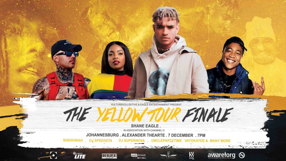 shane eagle Get Ready For Shane Eagle's #TheYellowTour Finale Ds7EKgzWoAAN P