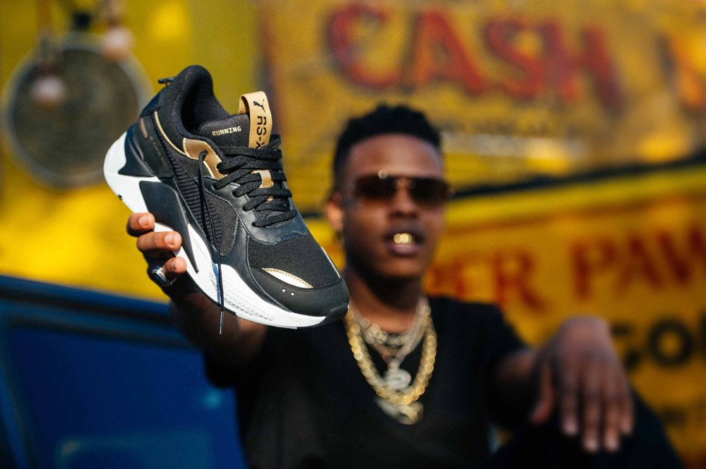 nasty c Nasty C Talks To Us About The Recent Release Of The PUMA RS-X Trophies Nasty C PUMA RS X Trophies lo