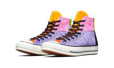 New Converse Chuck Taylor Furry Multicolor https   hypebeast