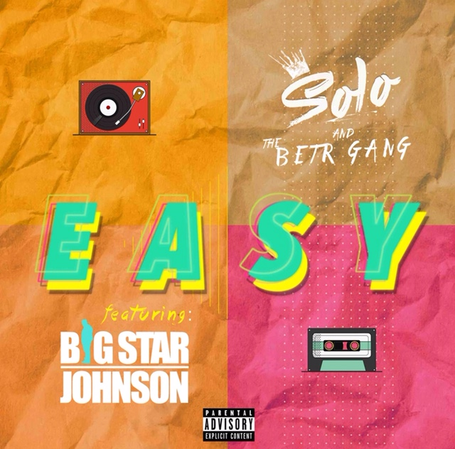 solo HYPE Magazine Interviews Solo To Discuss Drop Of Remastered #Easy Joint EASY artwork social