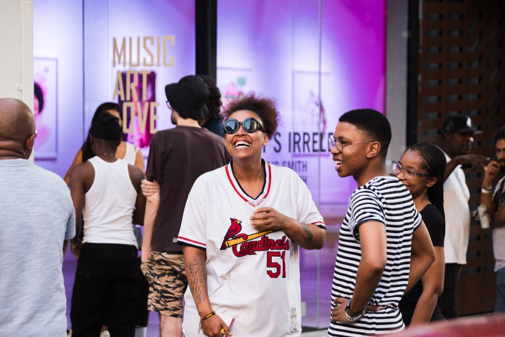 nasty c Checkout What Went Down At The 'MUSIC ART LOVE' Experience With Nasty C MM 190315 Nasty C Music Art Love 0006 1024x683