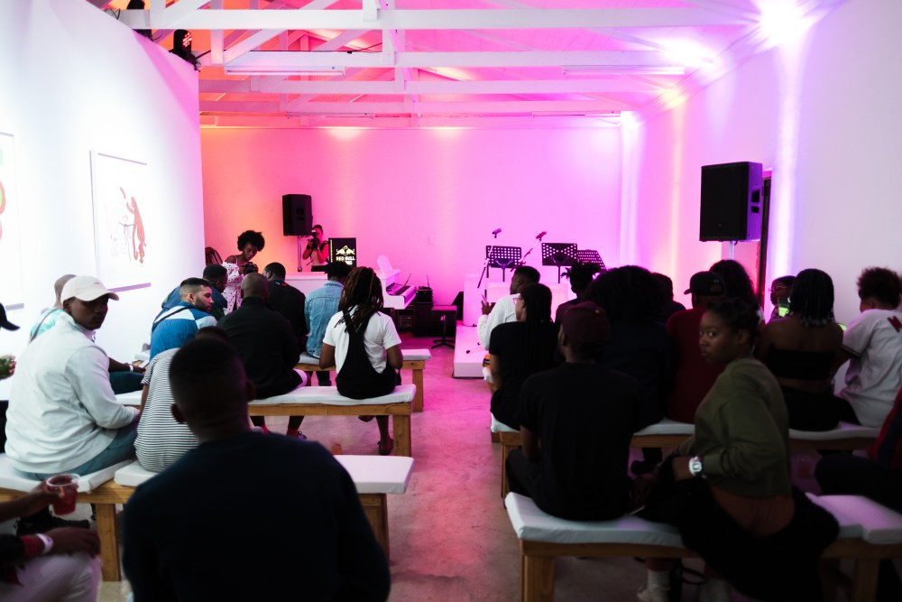 nasty c Checkout What Went Down At The 'MUSIC ART LOVE' Experience With Nasty C MM 190315 Nasty C Music Art Love 0014 1024x683