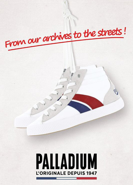 PALLADIUM LAUNCHES AW19 COLLECTION W/ A RANGE THAT EXCELS WHEN IT COMES TO TREND, COMFORT & FUNCTIONALITY PALLADIUM AW19 Press Rele 008
