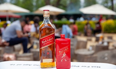 Johnnie Walker Pocket Scotch –  The World's #1 Whisky, Now Pocket-Sized JW Farmers Market 5019