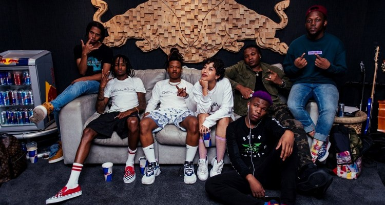 Nasty C's Tall Racks Records & Red Bull Music Partner Up For #LiftAsYouRise [Watch] n