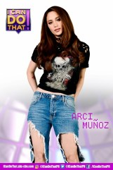 I CANdidate Arci Munoz