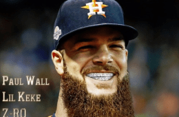 Paul Wall, Lil Keke, Z-Ro, Houston, Texas, Astros, World Series, World Series Grillz, Hip Hop, Down South, Rap, Hype Off Life, Houston Astros, Music,