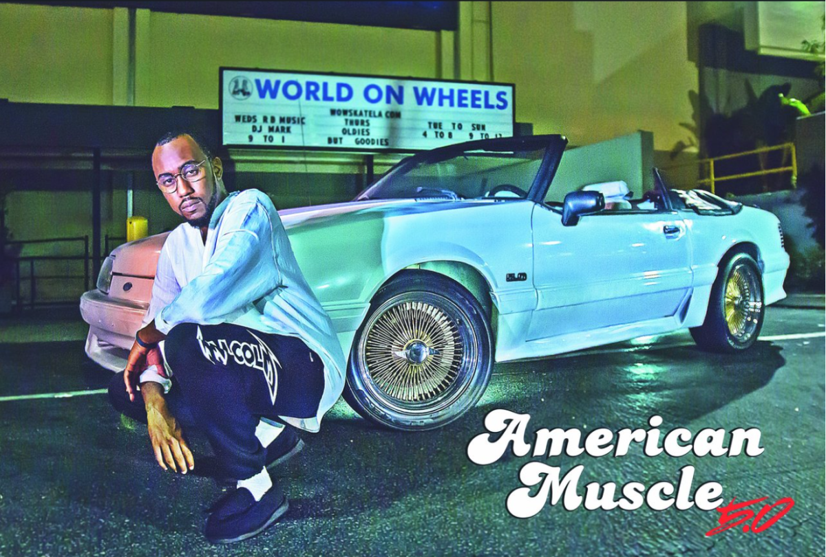 Polyester the Saint is All Muscle ... No Gym On \'American Muscle 5.0 ...
