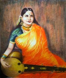 Nammy Indian lady 1