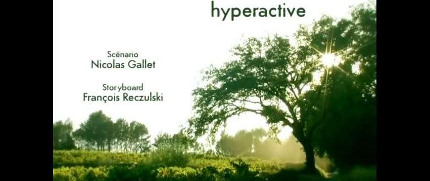 Der hyperaktive Marienkäfer (Video)