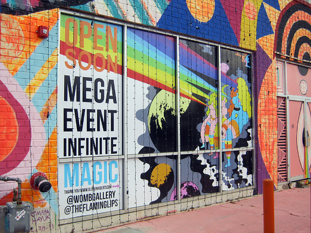 The Womb: Open Soon Mega Event Infinite Magic (photo by Theresa Meier)