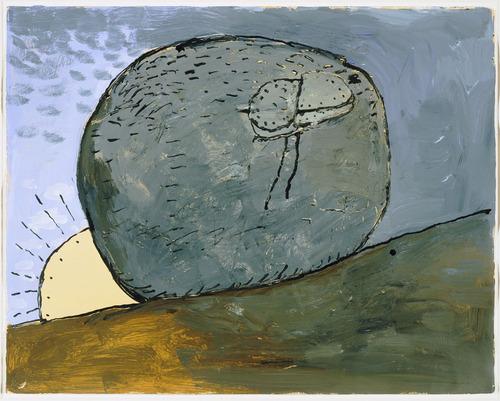 "Philip Guston, ""Untitled"" (1980)"