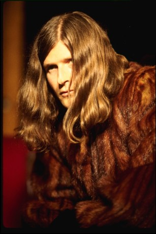 "Crispin Glover in ""What Is It?"" Photograph by David Brother. (courtesy the artist/MAD Museum)"