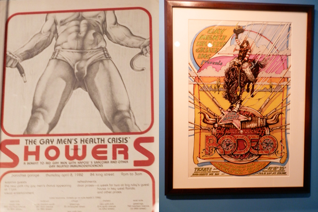 Gay Men's Health Crisis Presents Showers: A Benefit to Aid Gay Men with Kaposi's Sarcoma and Other Gay Related Immunodeficiencies, 1982 and Gay Men's Health Crisis Inc. Presents the World's Toughest Rodeo, 1983