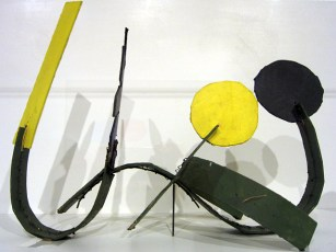 Maquette for a sculpture by Adolph Gottlieb