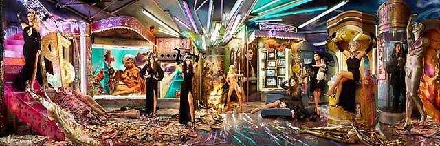 """David LaChapelle's """"A Page of Revelations"""" (2013) (via http://www.davidlachapelle.com/series/a-page-of-revelations/ ) (click to enlarge)"""