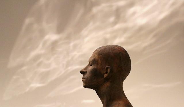 "Paweł Althamer, ""Self Portrait"" (1989/2013)"