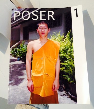 POSER at the Queer Zines Exhibition