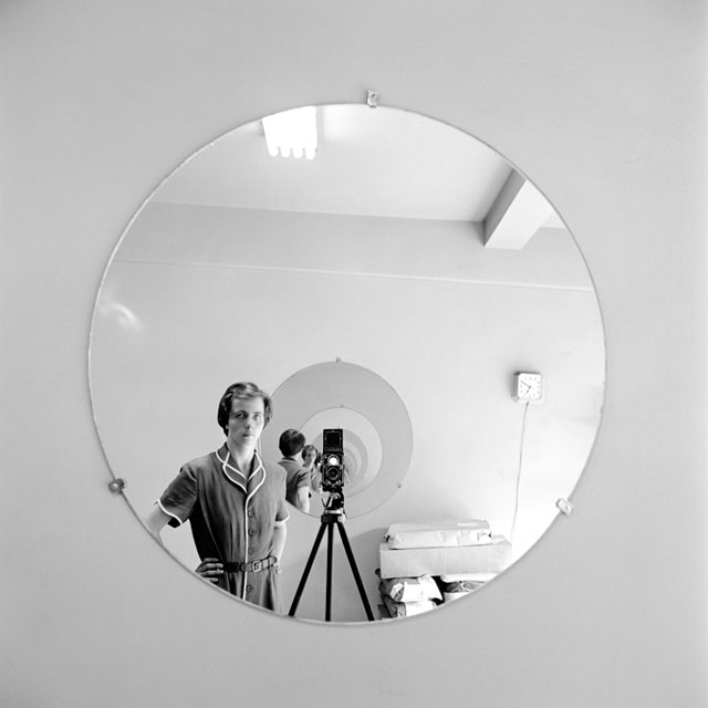 Vivian Maier self-portrait, from John Maloof and Charlie Siskel's 'Finding Vivian Maier' (photo by Vivian Maier) (courtesy the Maloof Collection)