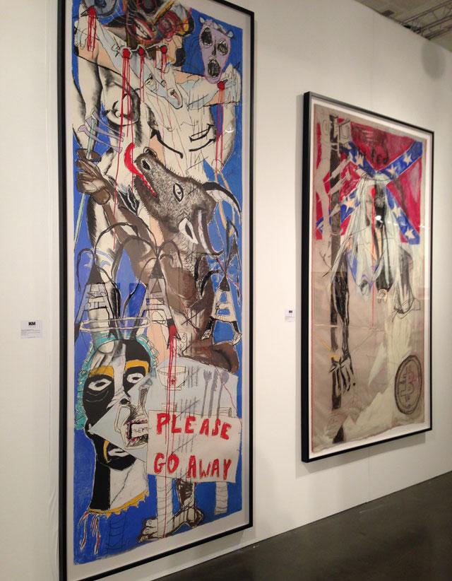 Works by Dana Louise Kirkpatrick at KM Fine Arts