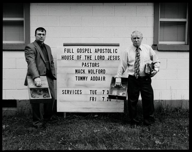 """Hunter Barnes, """"Pastors"""""""