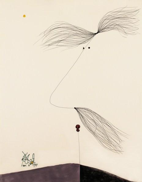 Kurt Vonnegut,《無題》(1987年9月8日)