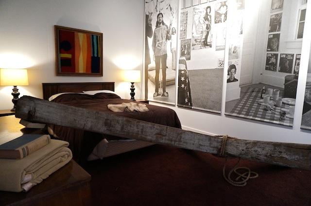 "The Jesus Room in Allen Rupersberg's ""Al's Grand Hotel (1971) with Public Fiction (2014)"""