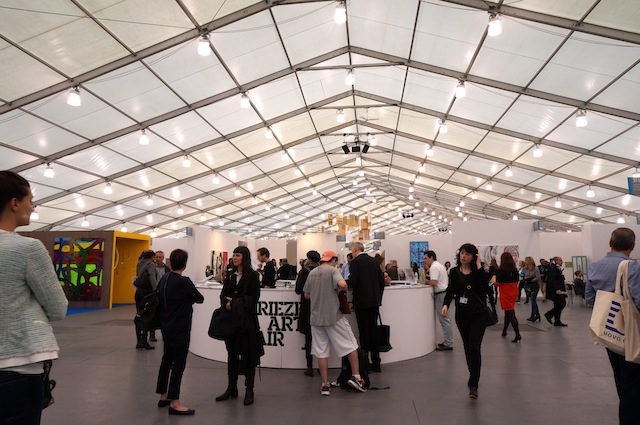 Frieze New York 2014 (all photos by the author for Hyperallergic)