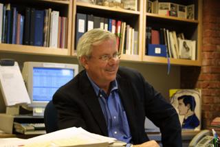 Jock Reynolds, the Henry J. Heinz II Director of the Yale University Art Gallery.
