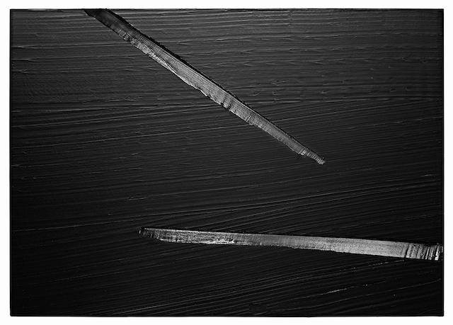 Soulages_Peinture 157 x 222 cm, 6 avril 2013