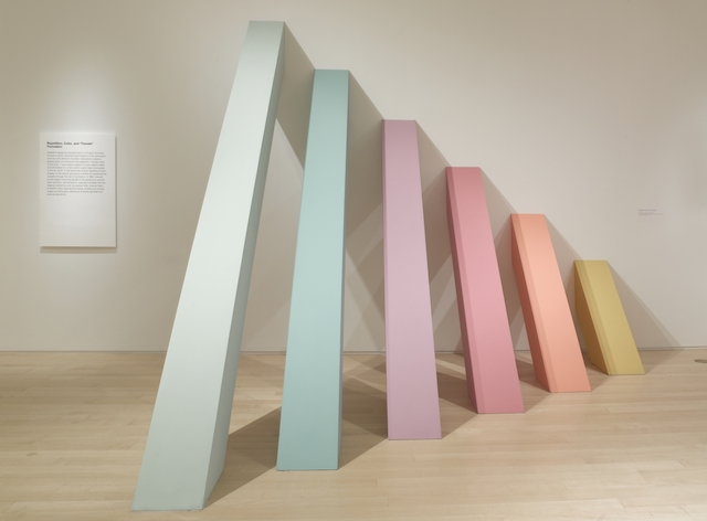 Chicago in LA Installation. Courtesy of the Brooklyn Museum (3)