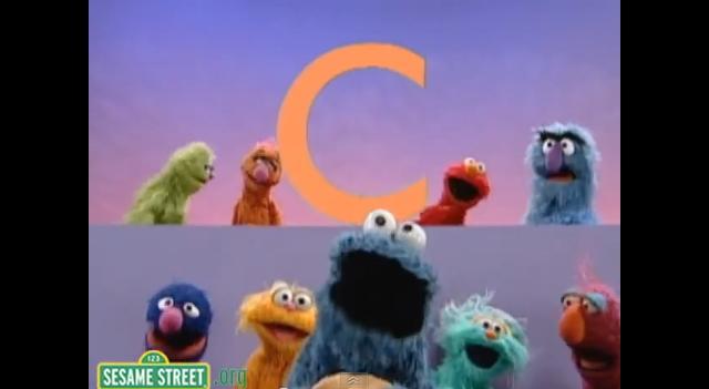 """C"" is for Pollock! (screenshot via YouTube)"