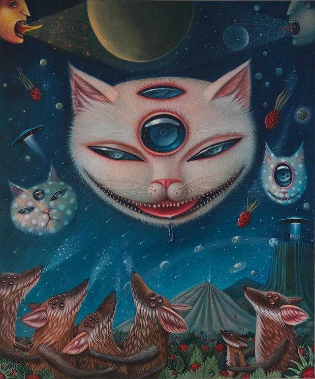"""Peca """"Hopi Dream - Miracle"""" 2014"""