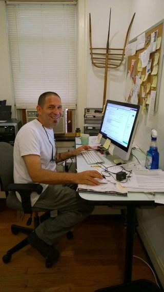 Jeffrey Goldstein (photo by Anne Zakaras, courtesy Jeffrey Goldstein)