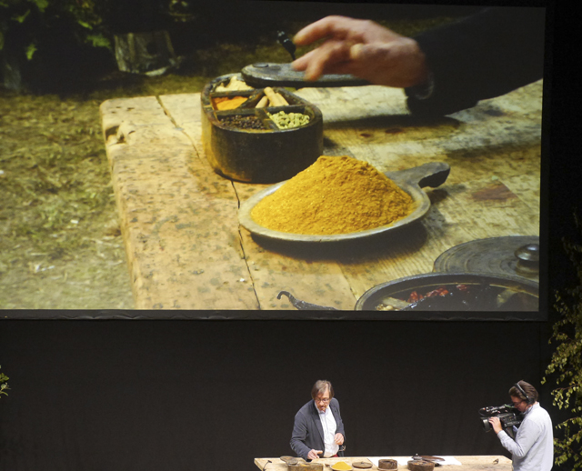 Chef Olivier Roellinger talks about his seaside childhood and the spice trade