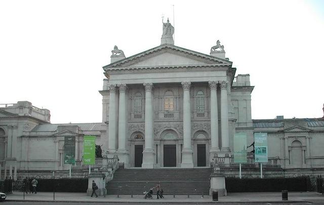 Tate Britain (image via Wikimedia)