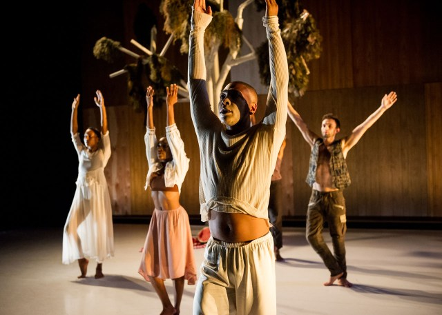 """Kyle Abraham / Abraham.In.Motion's """"The Watershed"""" at New York Live Arts (all photos by Ian Douglas for New York Live Arts)"""