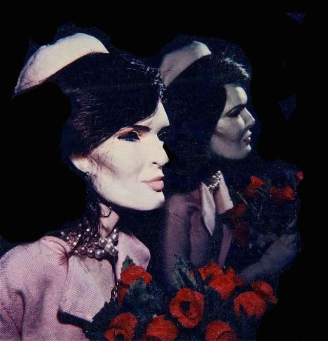 "Greer Lankton, ""Jackie Kennedy"" (1985) (photo by Greer Lankton)"